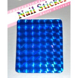 Dazzling Nail Stickers Sheet - 7
