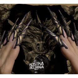 Kurs i extrema nagelformer med Kostka Bojana