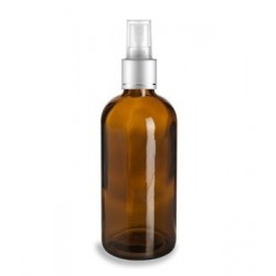 Glas Flaska 100ml Med Spray