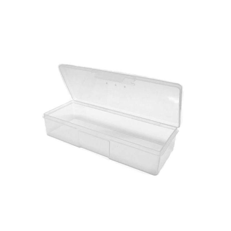 Pensel och verktyg låda Clear