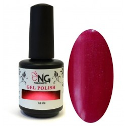638 Deep Cherry - NG LED/UV Soak Off Gel Polish 15ml