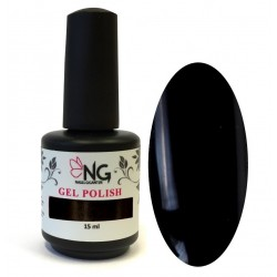 827 Black - NG LED/UV Soak Off Gel Polish 15ml