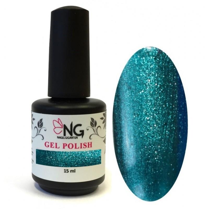 888 Emerald - NG LED/UV Soak Off Gel Polish 15ml