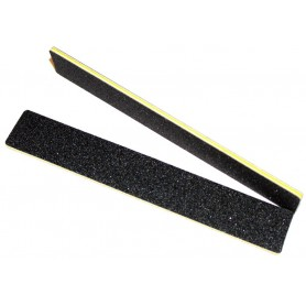 100/180 - Extra Wide Black File Yellow Centre