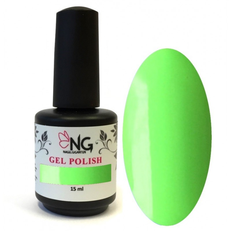 774 Lovely Green - NG LED/UV Soak Off Gel Polish 15ml