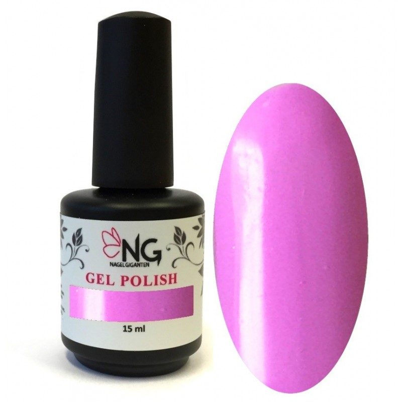 775 Midsummer Lilac - NG LED/UV Soak Off Gel Polish 15ml