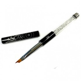 Crystal Black - French Brush nr.4