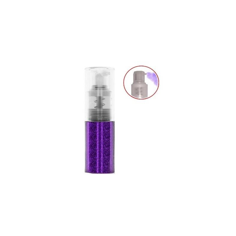 08 Violet - Glitter Spray 25g
