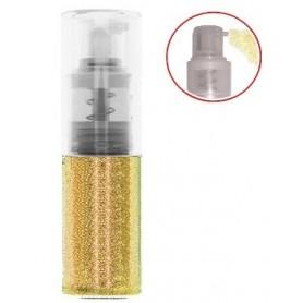 09 Gold - Glitter Powder Spray 25g