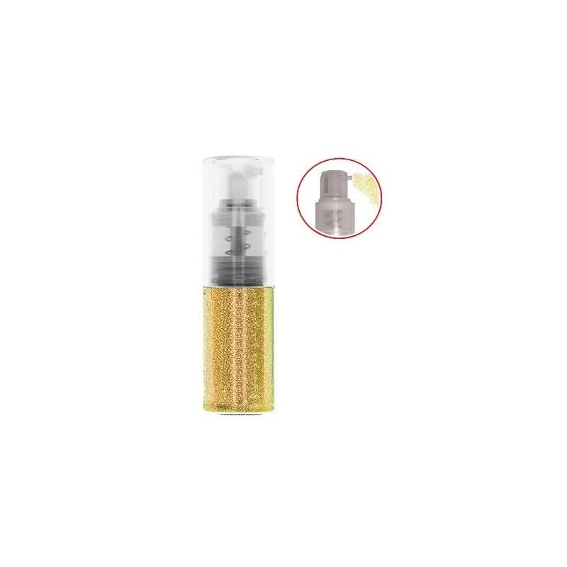 09 Gold - Glitter Spray 25g