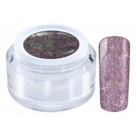 1001 Purple - LED Galaxy HOLO glittter Gel 4,5gr