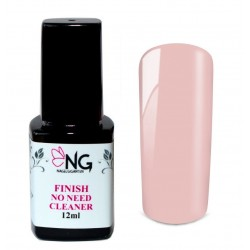 NG LED Finish No-Need-Cleaner nude Gel 12ml