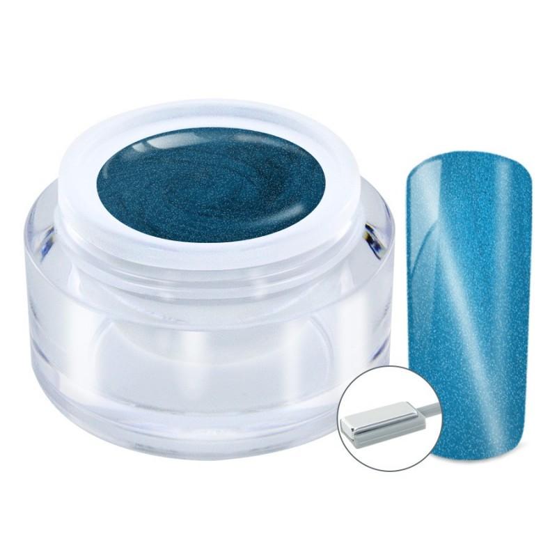 01 Blue - LED Cat Eye Magnet Gel 4.5gr
