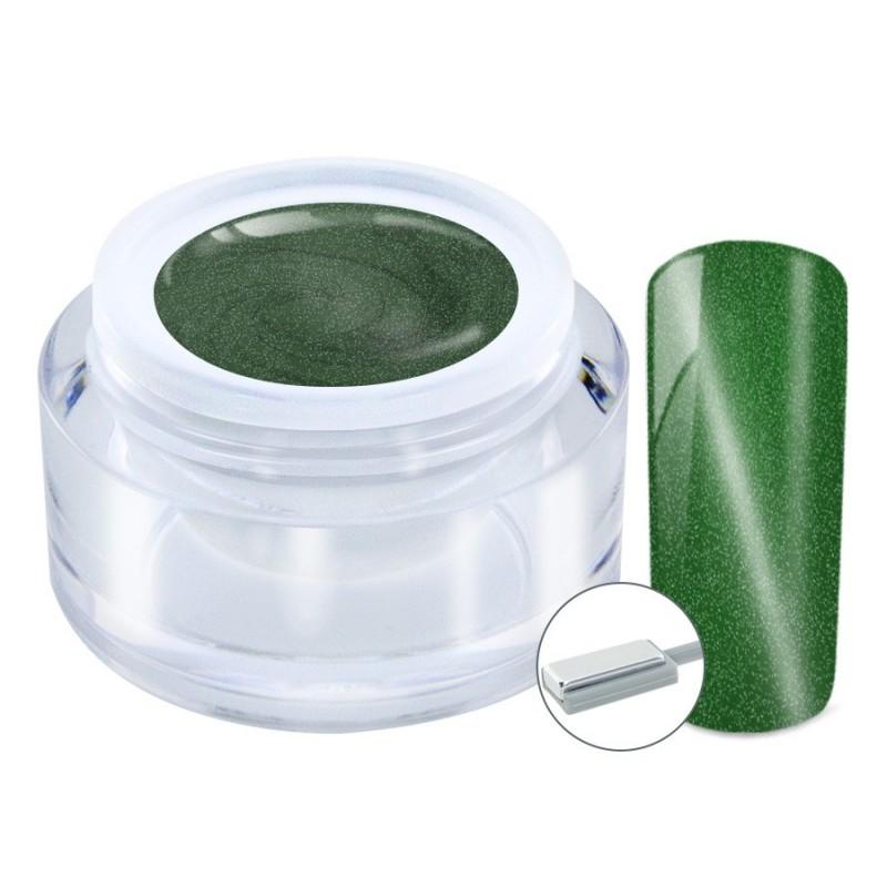 02 Green - LED Cat Eye Magnet Gel 4.5gr