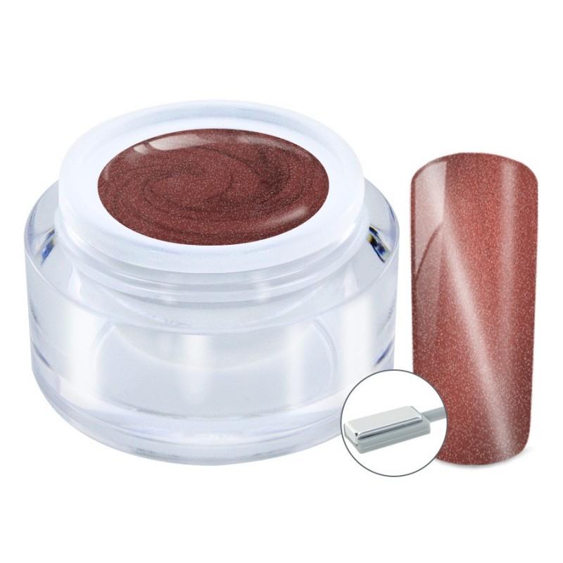 04 Red - LED Cat Eye Magnet Gel 4.5gr