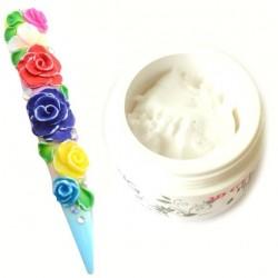02 White - 3D Gel Paste 4,5gr