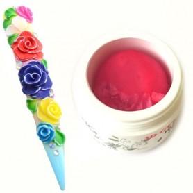 06 Red - 3D Gel Paste 4,5gr