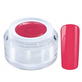 039 Fire Red(halv transparent) - Ng Standard Color gel 5ml