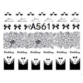 561 - Mix Water tattoo