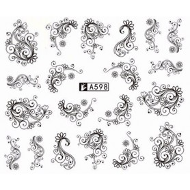 598 - Mix Water tattoo