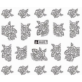 607 - Mix Water tattoo