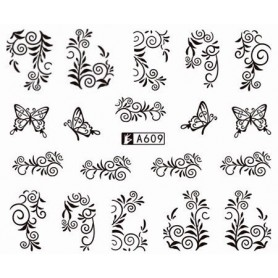 609 - Mix Water tattoo