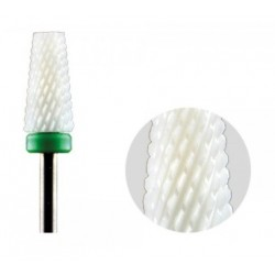 Ceramic Bit CONE rough(green)