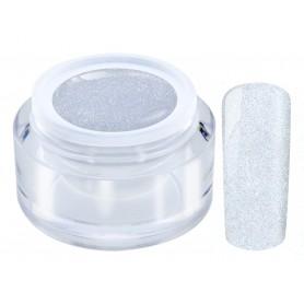 0206 Silver White - Glitter Gel 4,5gr