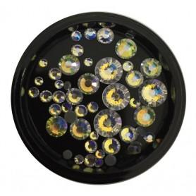 Rhinestones in jars - 08