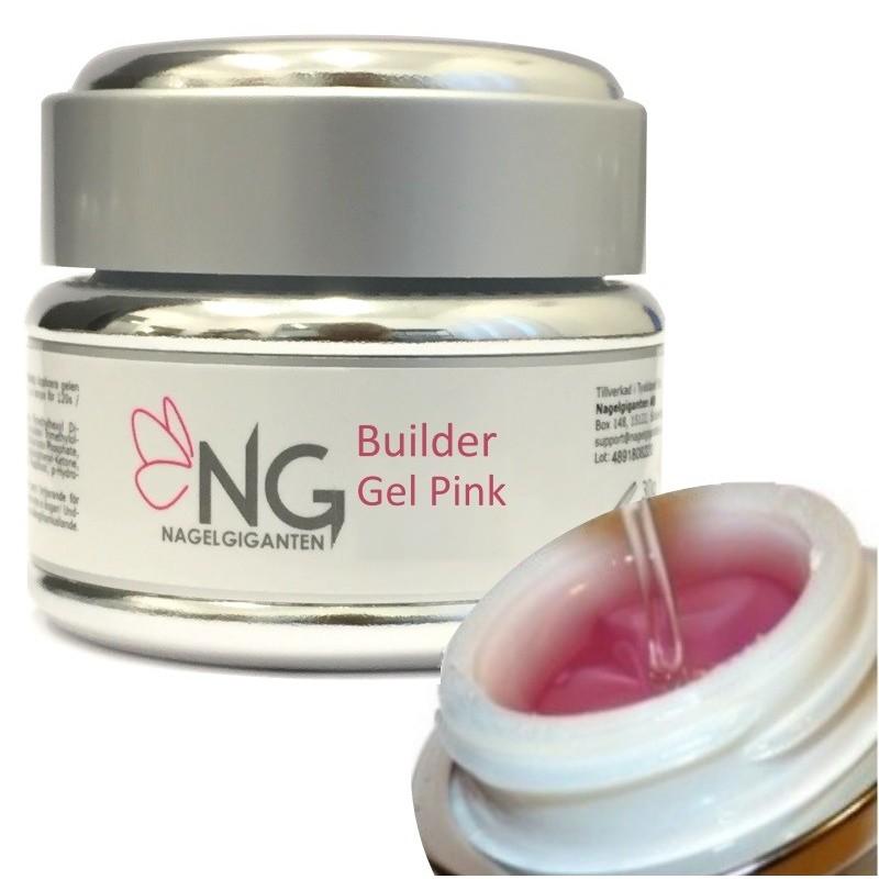 NG Builder UV Gel PINK