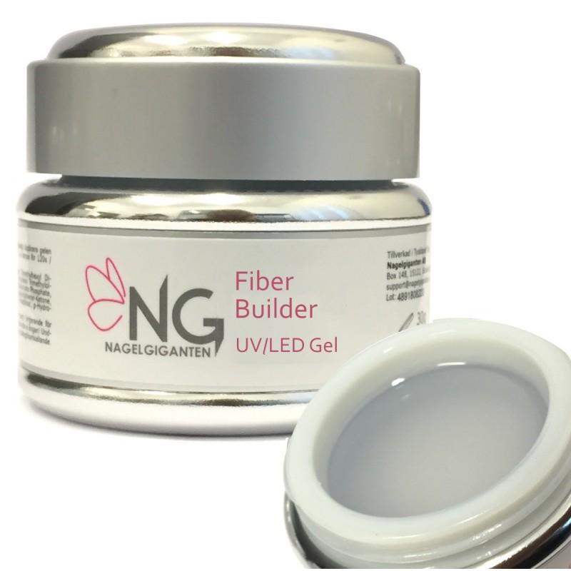 NG Fiber Builder UV/LED Gel Clear