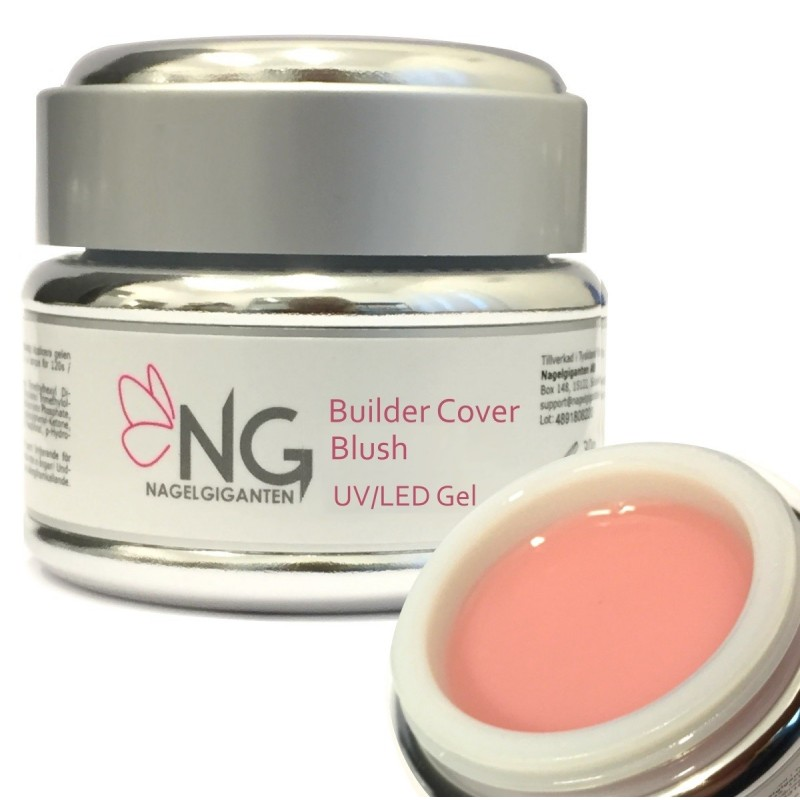 NG Builder Cover Blush UV/LED Gel