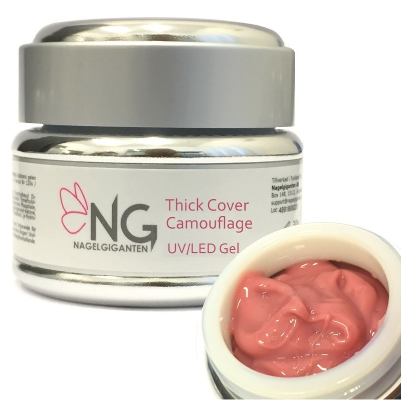NG Thick Cover Camouflage UV/LED Gel