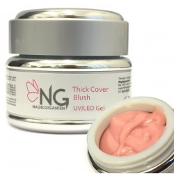 NG Thick Cover Blush UV/LED Gel
