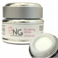 NG Sculpting White UV/LED Gel 15 gr