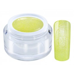 01 Neon Glimmer Yellow - NG Gel 4,5gr