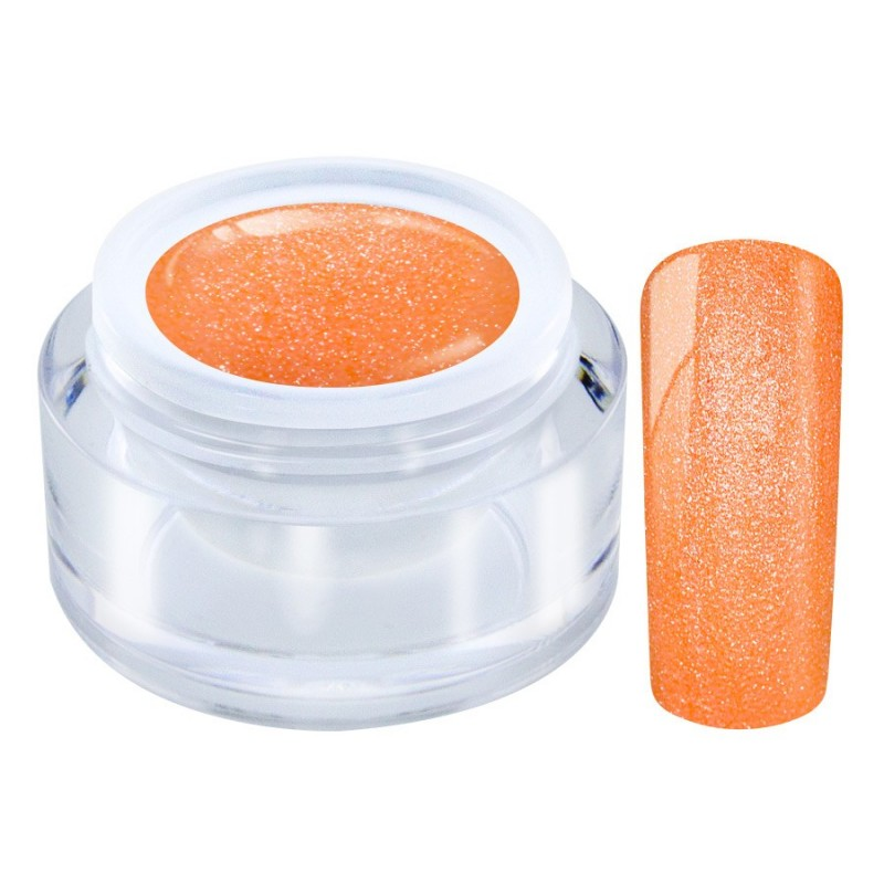 02 Neon Glimmer Orange - NG Gel 4,5gr