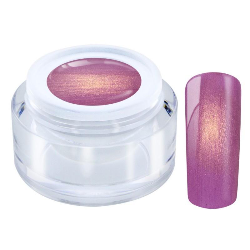 852 Purple Golden Color Gel 5ml