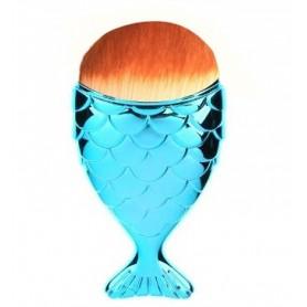 Fish Dust Brush Turquoise