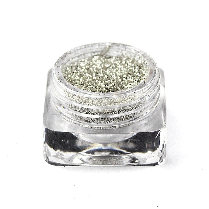 Silver Glitter 0.8mm (RNAG-16)