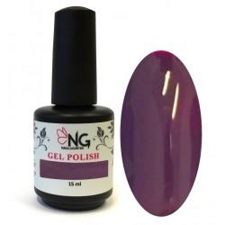 580 Aubergine - NG LED/UV Soak Off Gel Polish 15ml