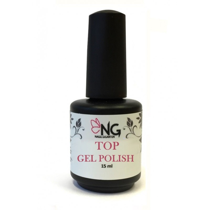 TOP - NG LED/UV Soak Off Gel Polish 15ml