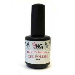 BASE+VITAMINS - NG LED/UV Soak Off Gel Polish 15ml