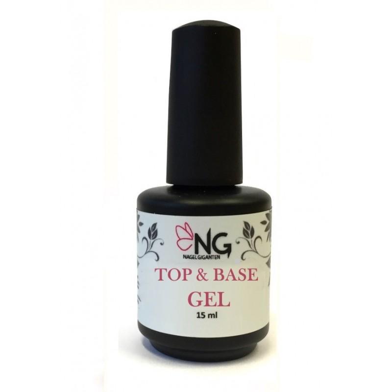 NG LED/UV Top & Base Gel 15ml