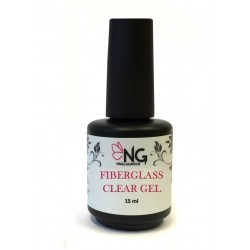 NG LED/UV Fiberglass Clear Gel 15ml