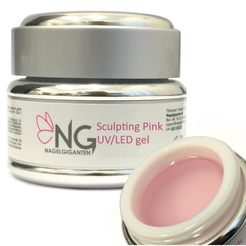 NG Sculpting Pink UV/LED Gel