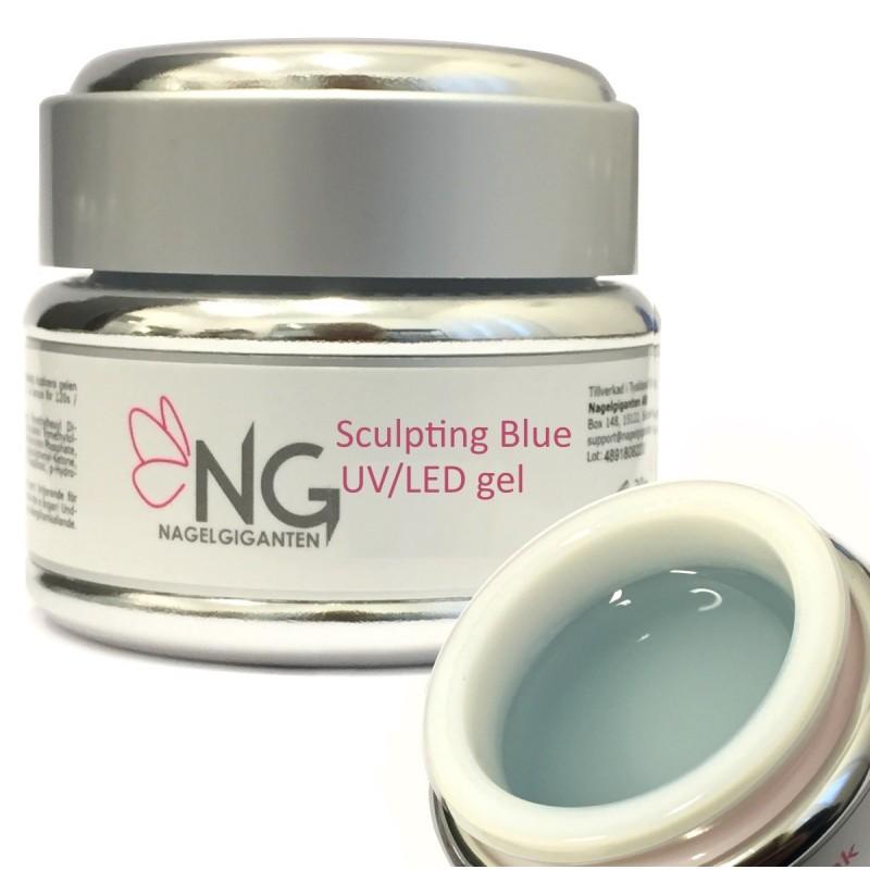NG Sculpting Blue UV/LED Gel