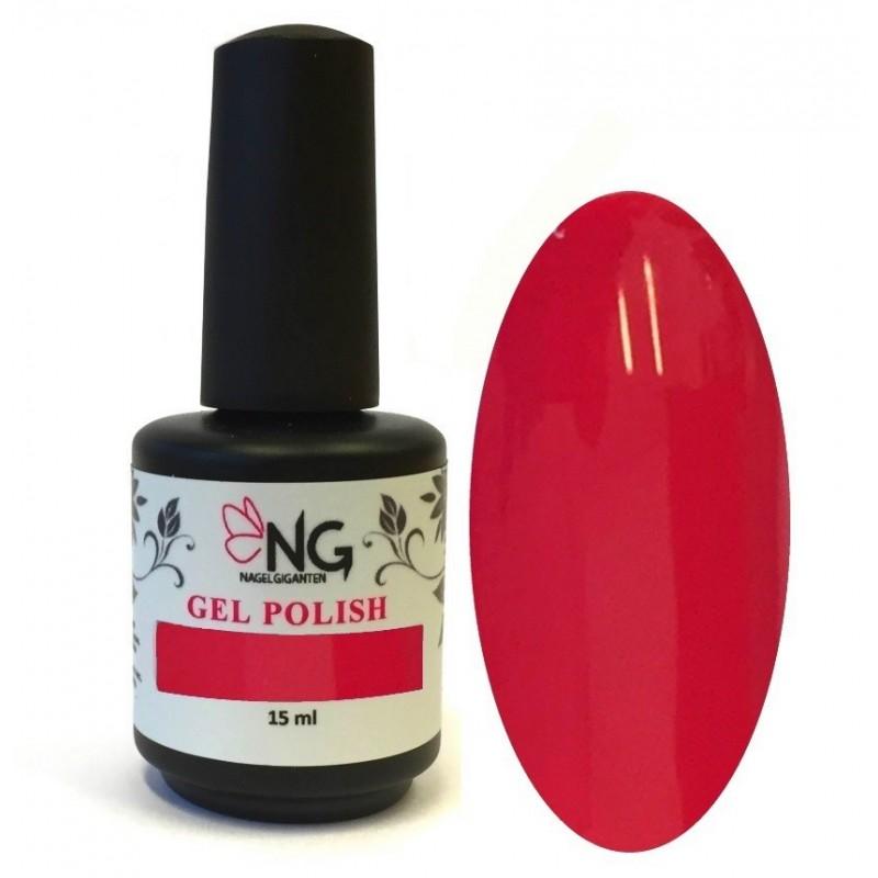 617 Raspberry - NG LED/UV Soak Off Gel Polish 15ml