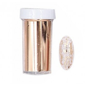 01 Gold - Nail Art Foil Roll