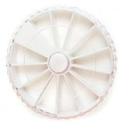 Rondell 6,5 cm i diameter